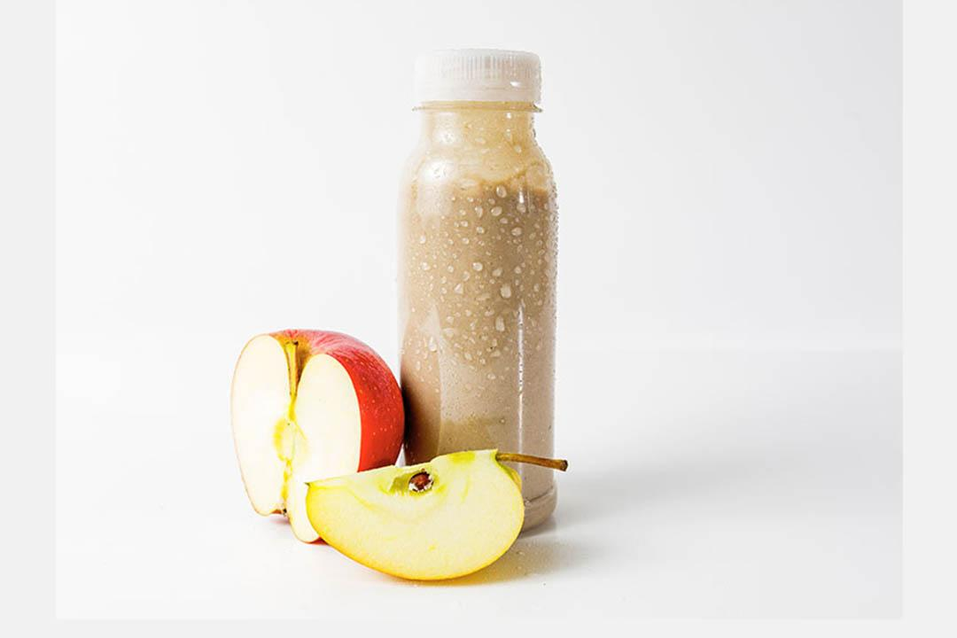 Spiced Apple Protein Smoothie