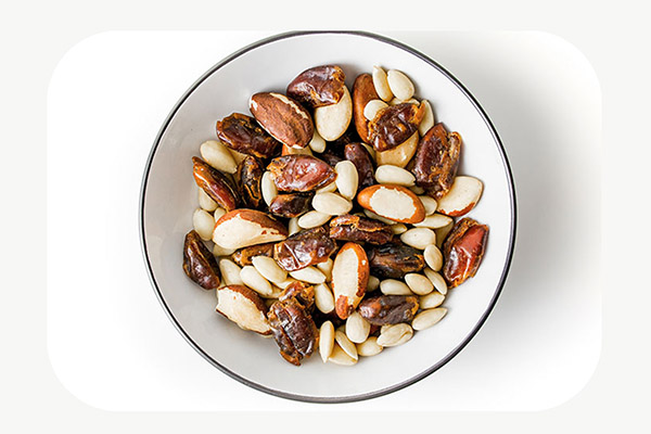 Brazil Nuts, Almonds and Dates
