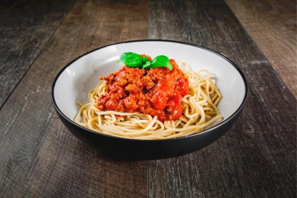Spaghetti Beef Bolognese