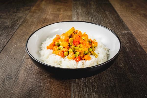 Special Vegetable Curry - 450